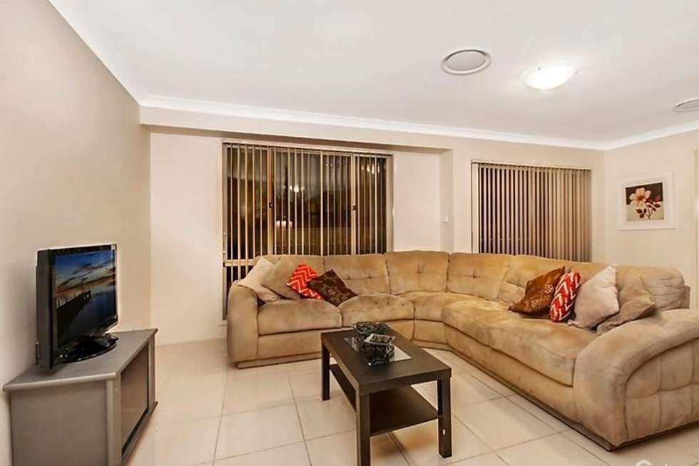 Second view of Homely house listing, 18 Rosebrook Ave, Kellyville Ridge NSW 2155