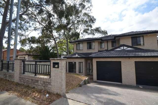 14A Boronia Street, South Wentworthville NSW 2145