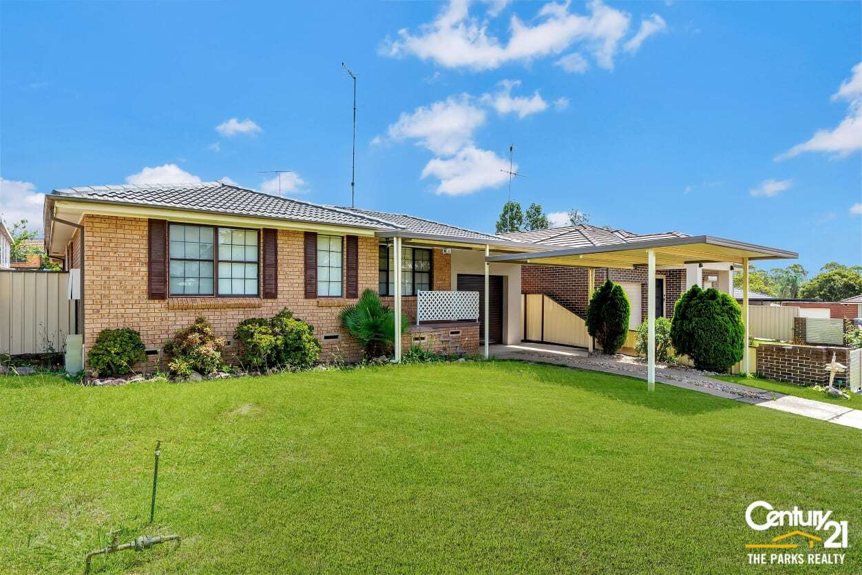 Main view of Homely house listing, 7 Faust Glen, St Clair, NSW 2759