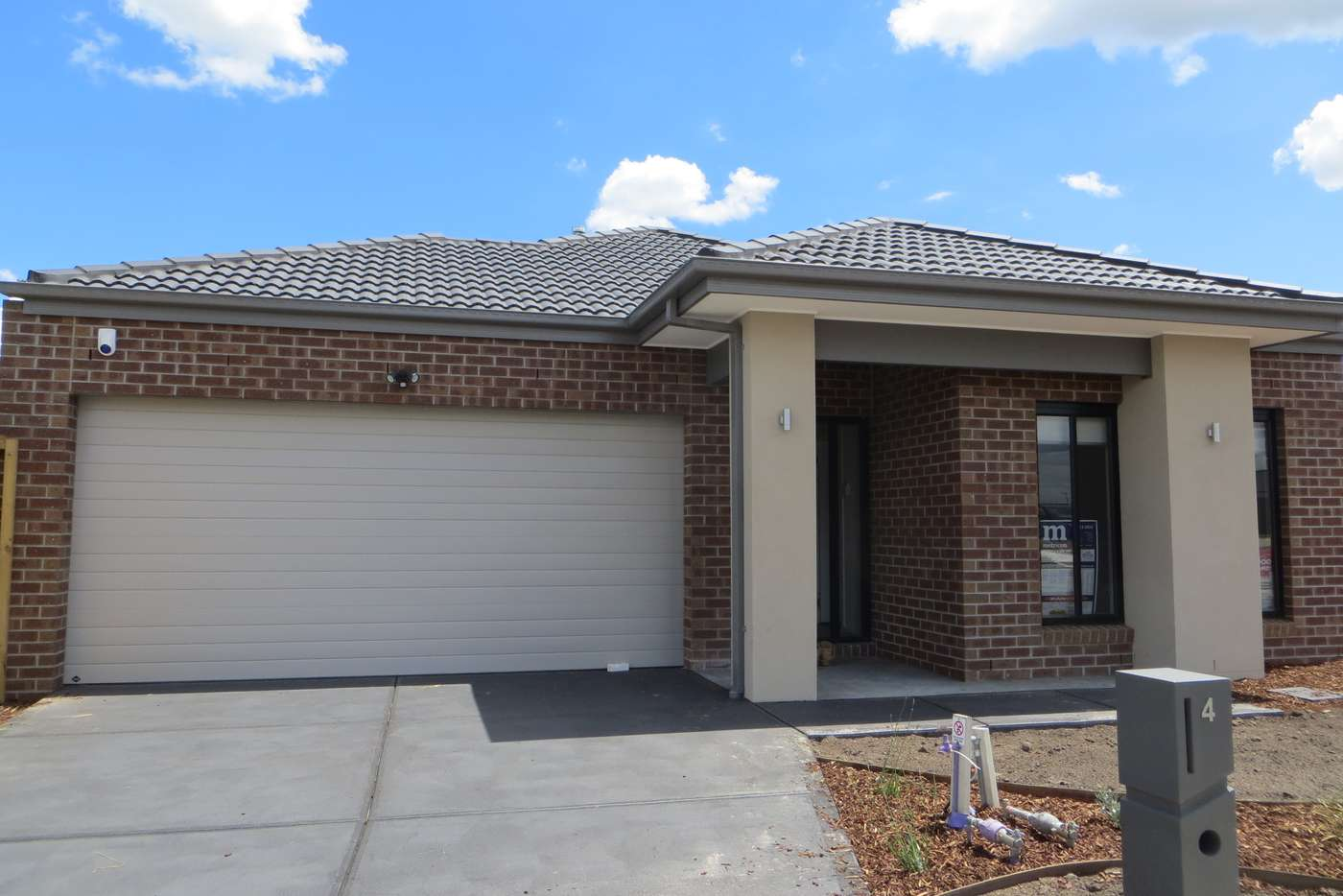 Main view of Homely house listing, 4 Cottongrass Avenue, Clyde North VIC 3978