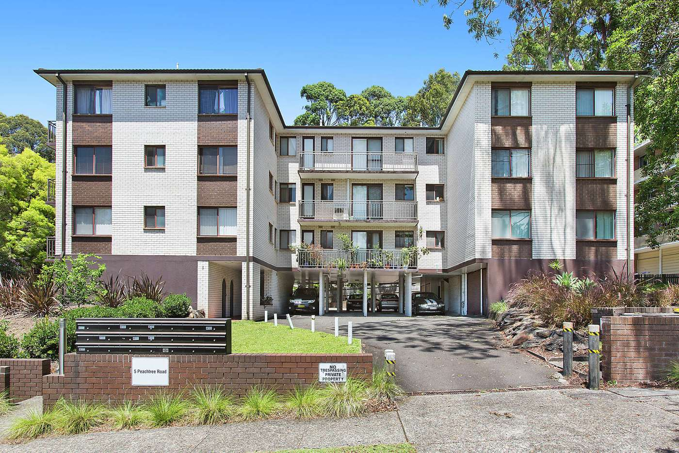 Main view of Homely apartment listing, 8/5 Peach Tree Road, Macquarie Park, NSW 2113