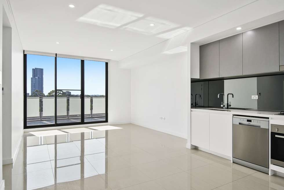 Second view of Homely apartment listing, 1903/1A Morton Street, Parramatta NSW 2150