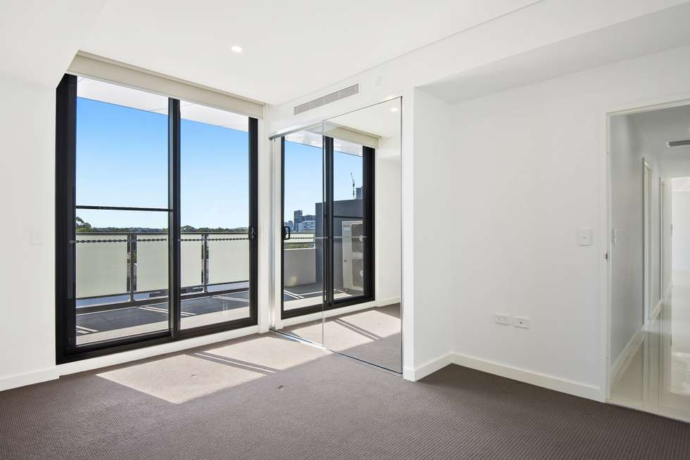 Third view of Homely apartment listing, 1903/1A Morton Street, Parramatta NSW 2150