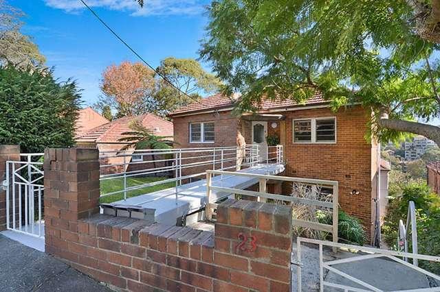 2/23 Montpelier Street, Neutral Bay NSW 2089