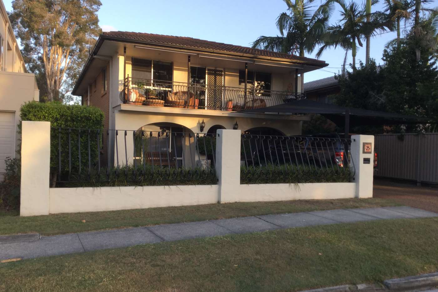 Main view of Homely unit listing, 25 Paradise Parade, Paradise Point QLD 4216