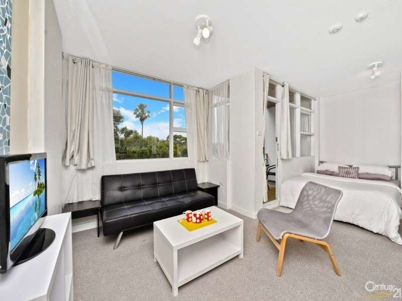 Main view of Homely studio listing, 203/54 High Street, North Sydney, NSW 2060