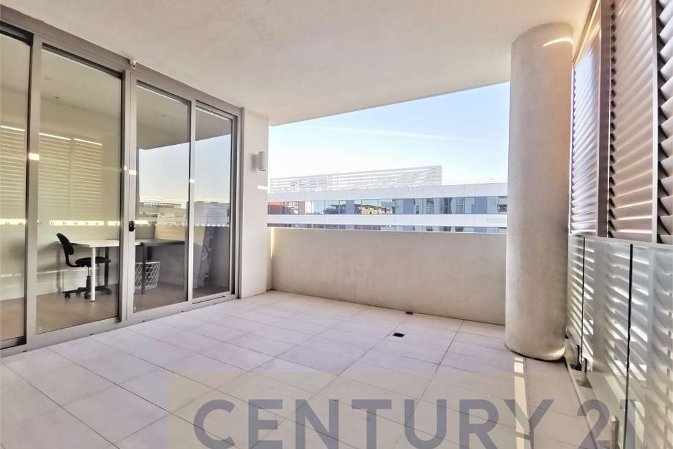 Second view of Homely apartment listing, 706/248 COWARD ST, Mascot NSW 2020