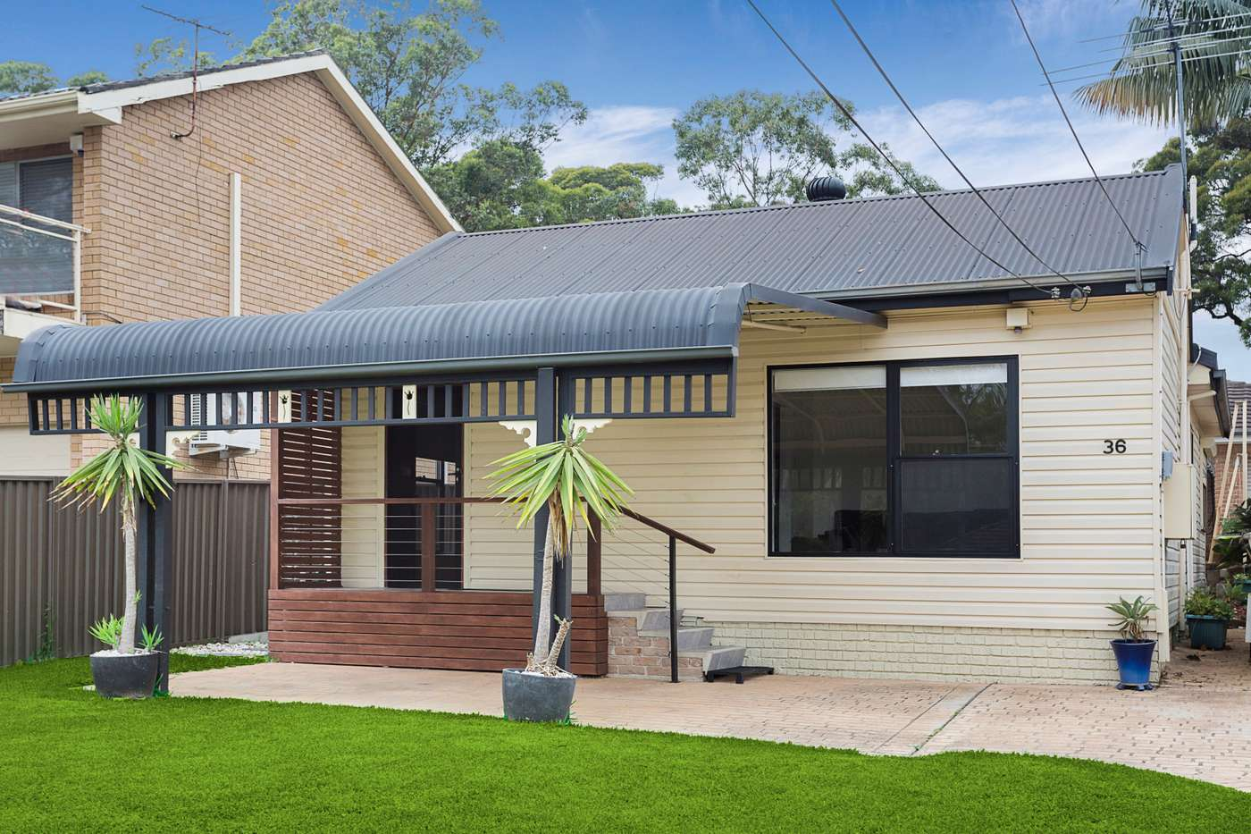 Main view of Homely house listing, 1/36 Gwawley pde, Miranda, NSW 2228