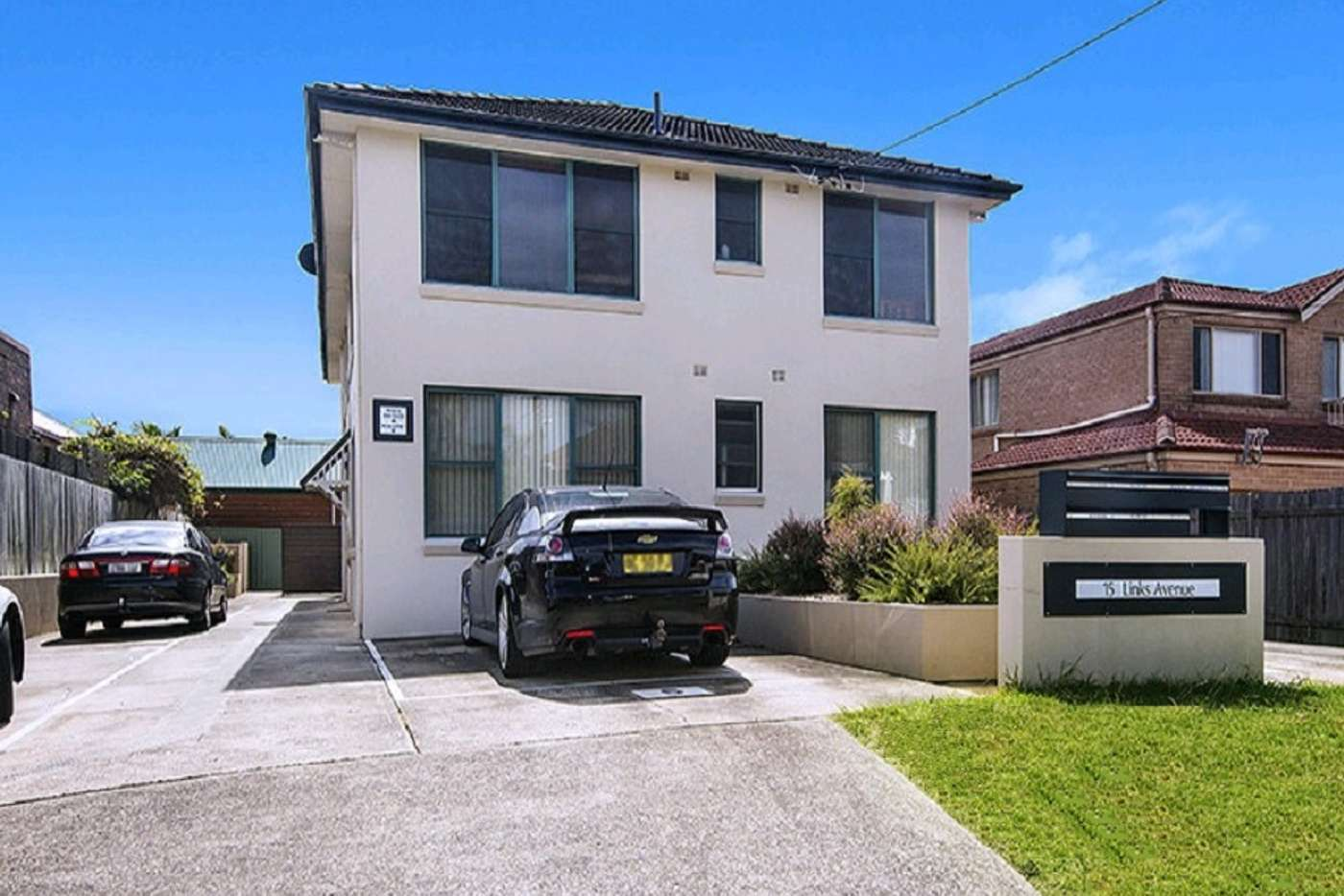 Main view of Homely unit listing, 4/15 Links Avenue, Cronulla NSW 2230