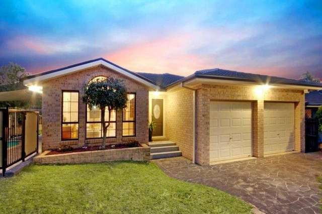 4 Stanford Cct, Rouse Hill NSW 2155