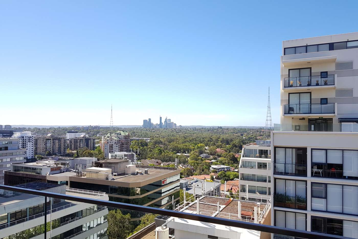 Main view of Homely apartment listing, 1002/5 Atchison St, St Leonards NSW 2065