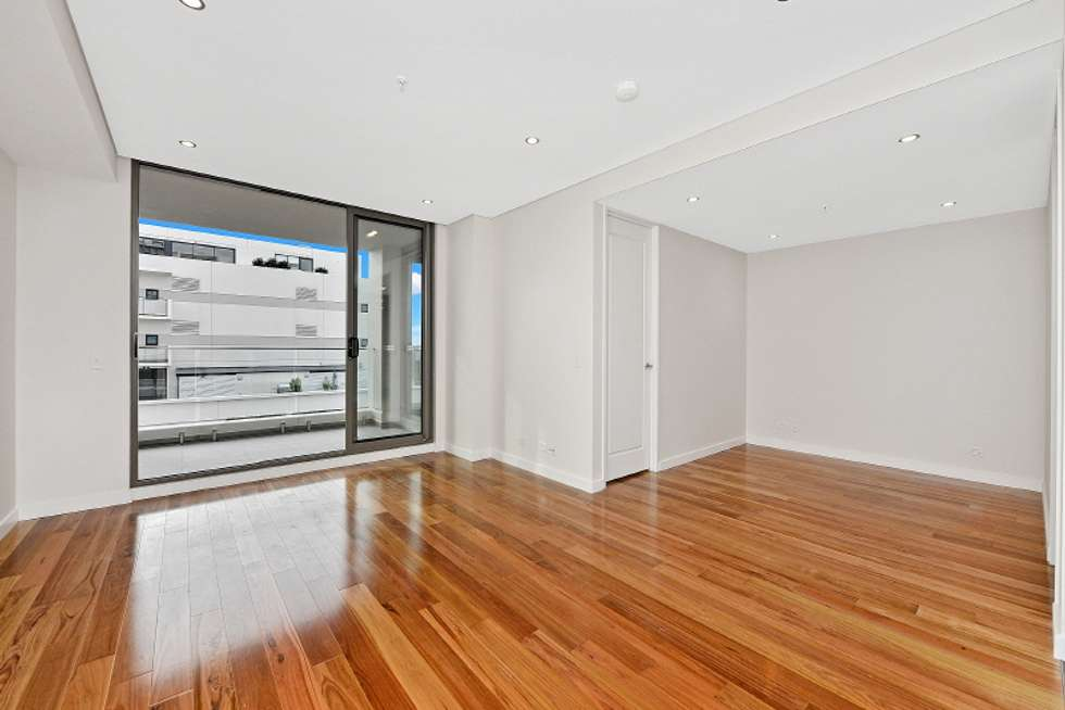 Second view of Homely apartment listing, 1002/5 Atchison St, St Leonards NSW 2065