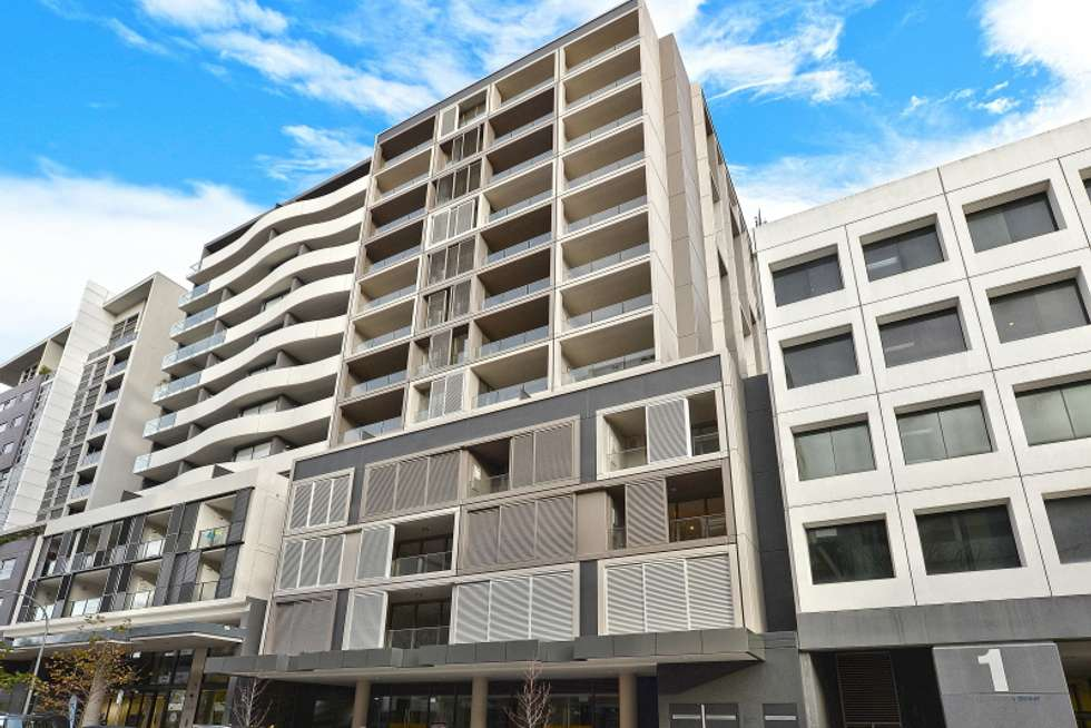 Fifth view of Homely apartment listing, 1002/5 Atchison St, St Leonards NSW 2065