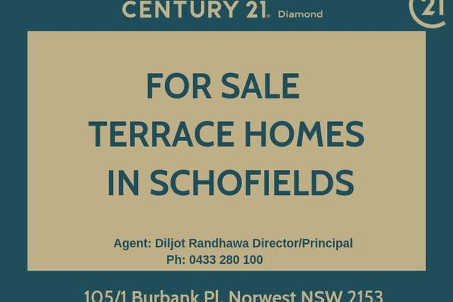 Lot 1 Proposed Rd, Schofields NSW 2762