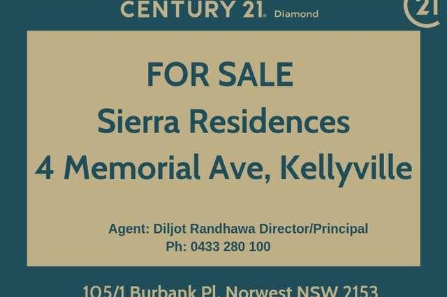 4 Memorial Ave