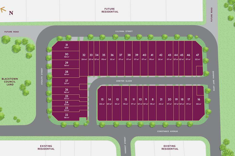 Fourth view of Homely residentialLand listing, LOT 2 PROPOSED RD, Schofields NSW 2762