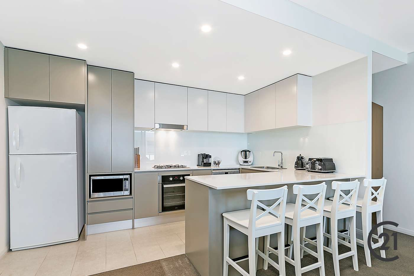 Main view of Homely unit listing, Unit 404/10 Hezlett Road, Kellyville, NSW 2155