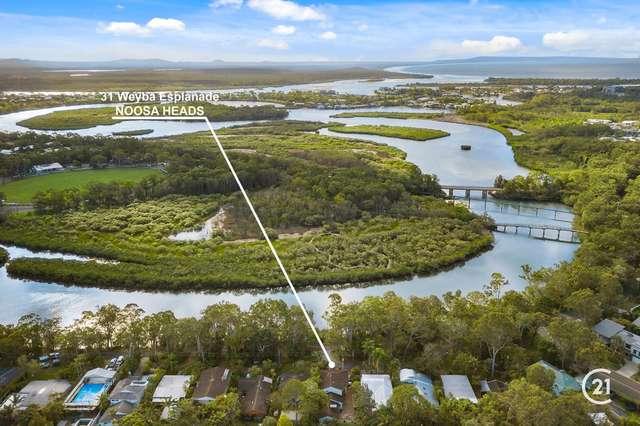 31 Weyba Esplanade, Noosa Heads QLD 4567