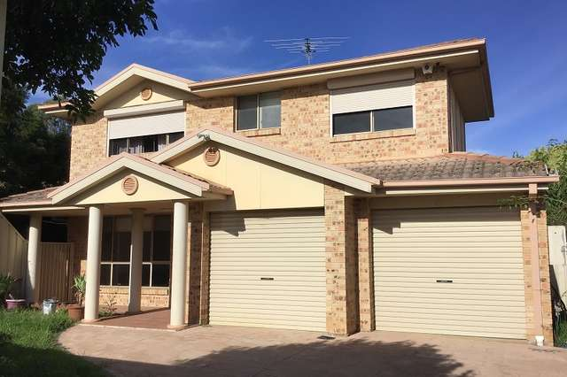 8 Halcyon Ave, Kellyville NSW 2155
