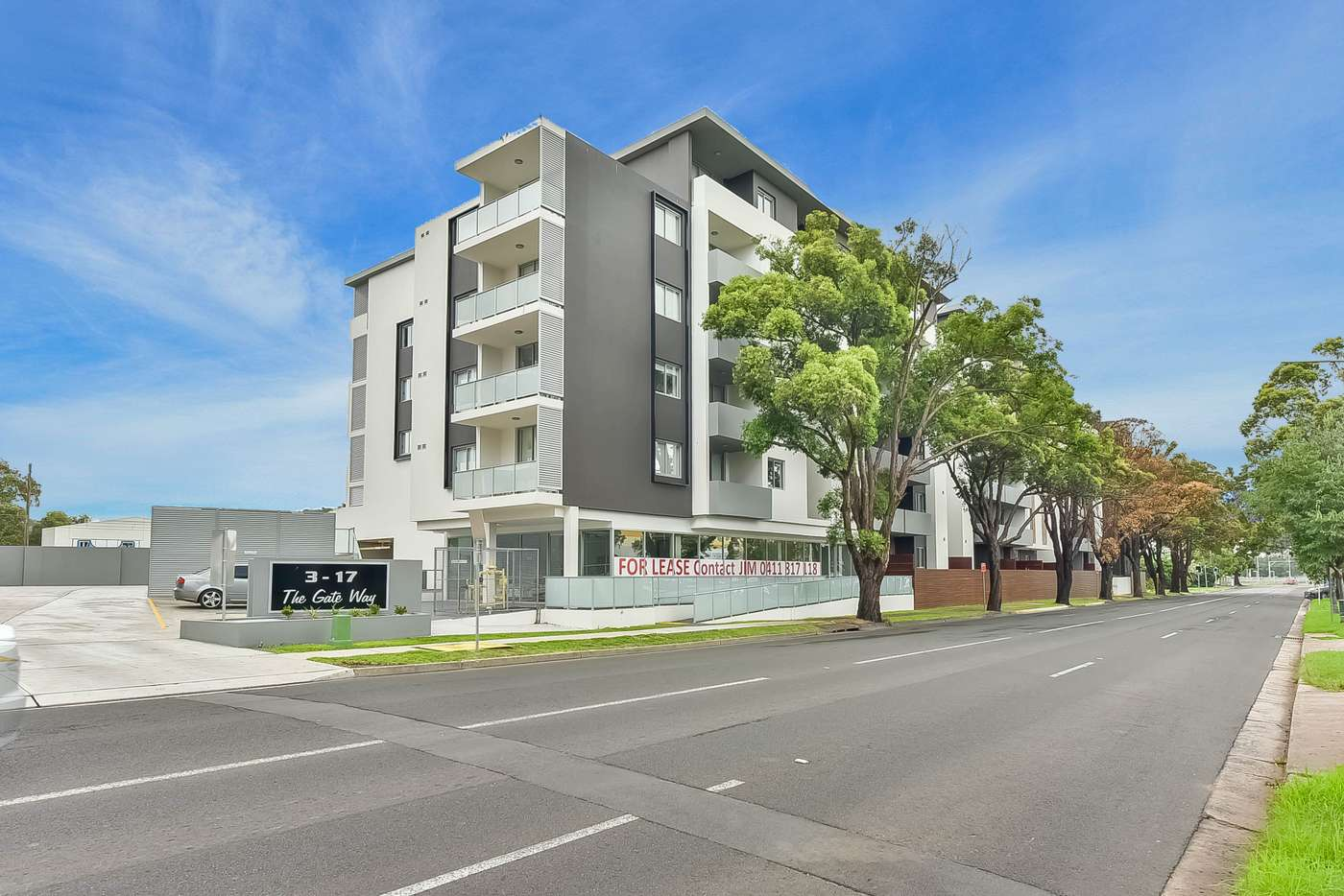 Main view of Homely apartment listing, 3-17 Queen Street, Campbelltown NSW 2560