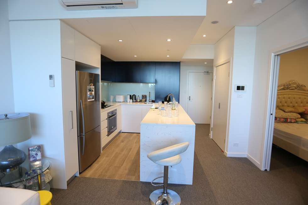 Second view of Homely apartment listing, E806/11 Wentworth Place, Wentworth Point NSW 2127