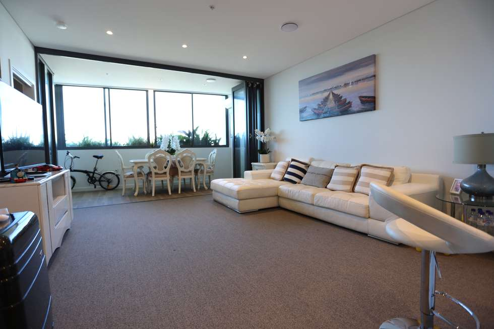 Third view of Homely apartment listing, E806/11 Wentworth Place, Wentworth Point NSW 2127