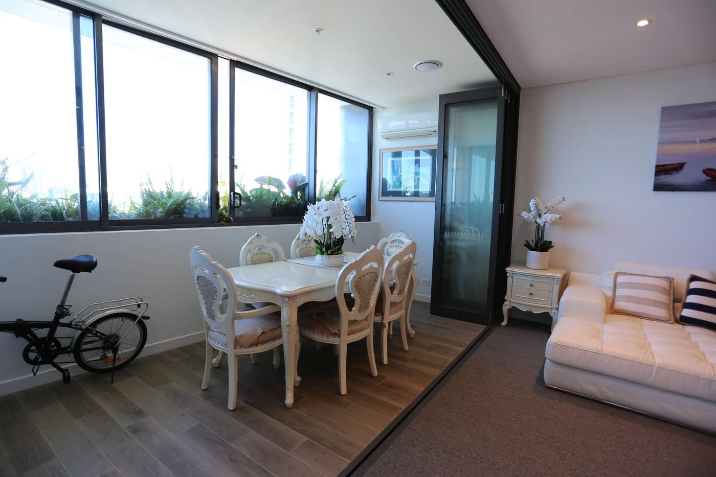 Seventh view of Homely apartment listing, E806/11 Wentworth Place, Wentworth Point NSW 2127