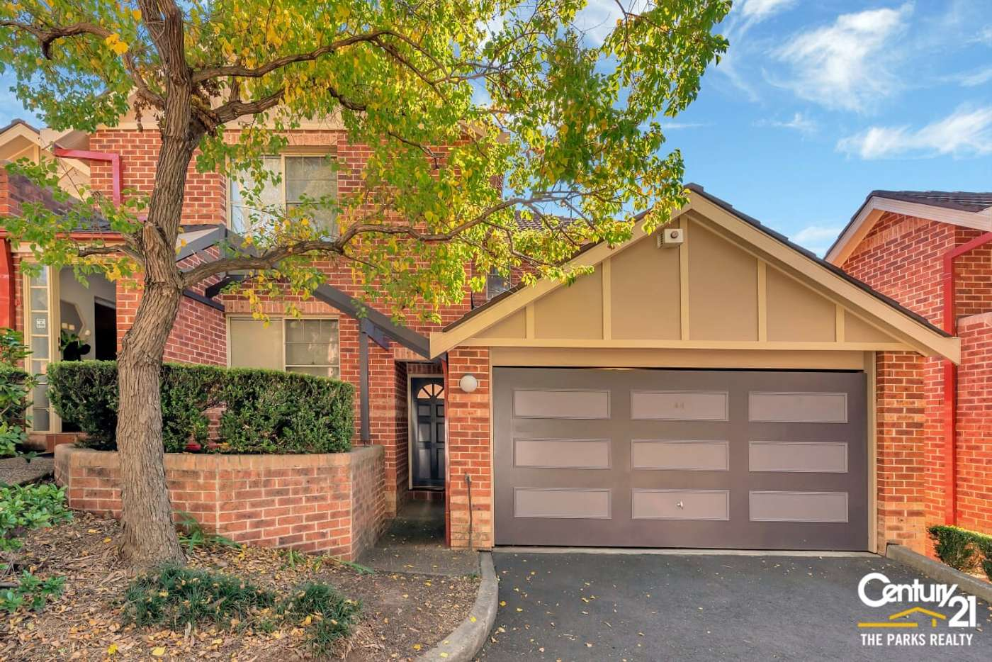 Main view of Homely house listing, 44/40 Strathalbyn Drive, Oatlands NSW 2117