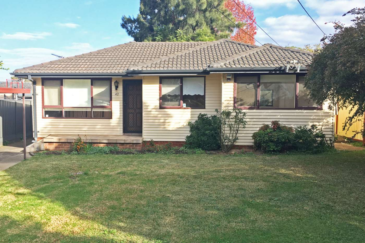 Main view of Homely house listing, 42 Monaro St, Seven Hills NSW 2147