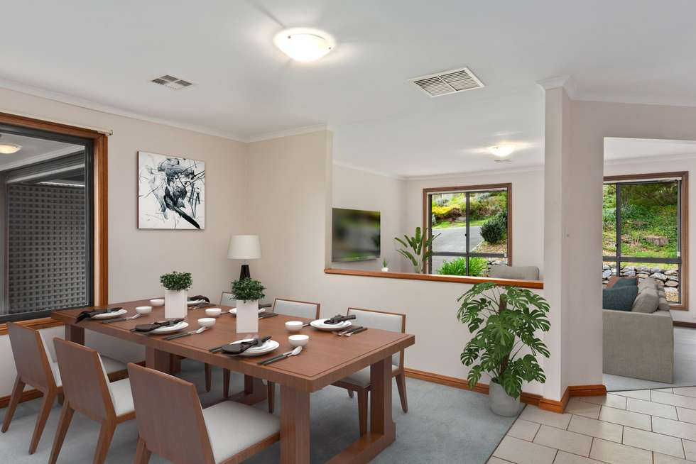 Second view of Homely house listing, 31 Dunalbyn Drive, Aberfoyle Park SA 5159