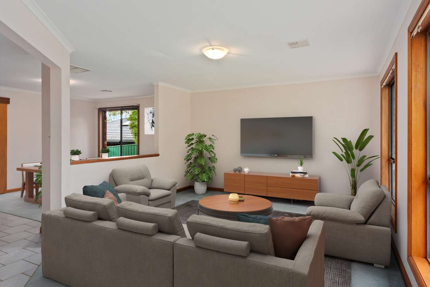 Fifth view of Homely house listing, 31 Dunalbyn Drive, Aberfoyle Park SA 5159