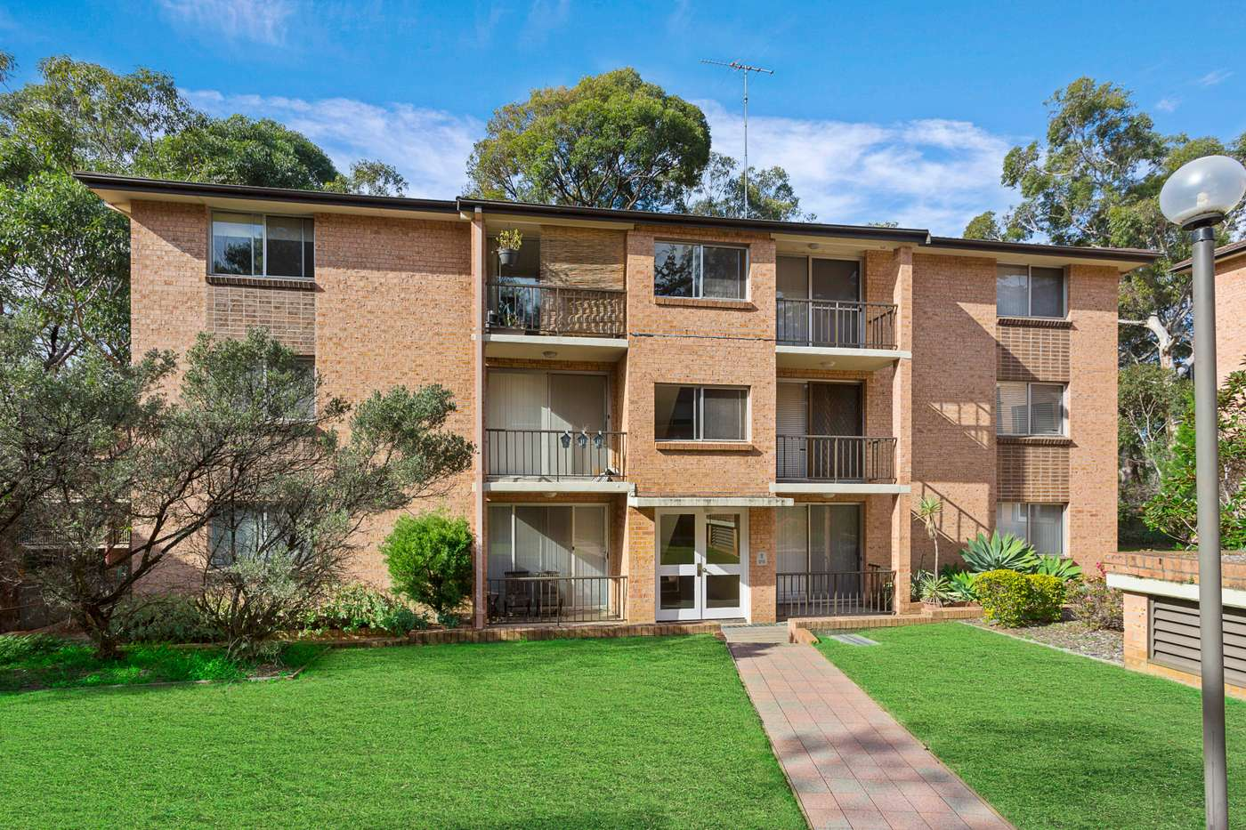 Main view of Homely apartment listing, 12/38-40 Chapman Street, Gymea, NSW 2227