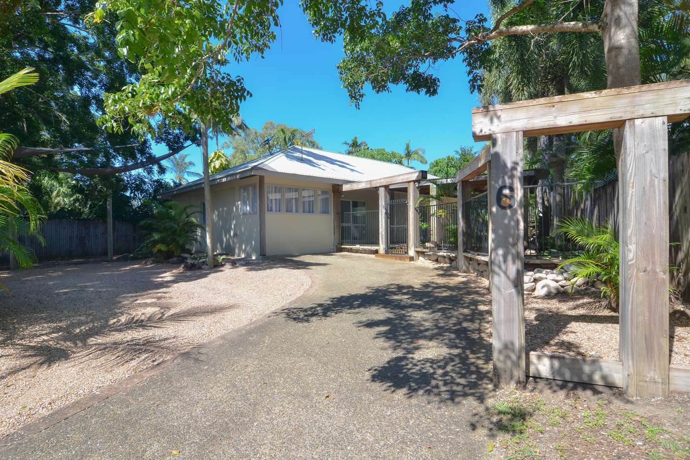 Main view of Homely house listing, 6 Albatross Close, Cooya Beach QLD 4873