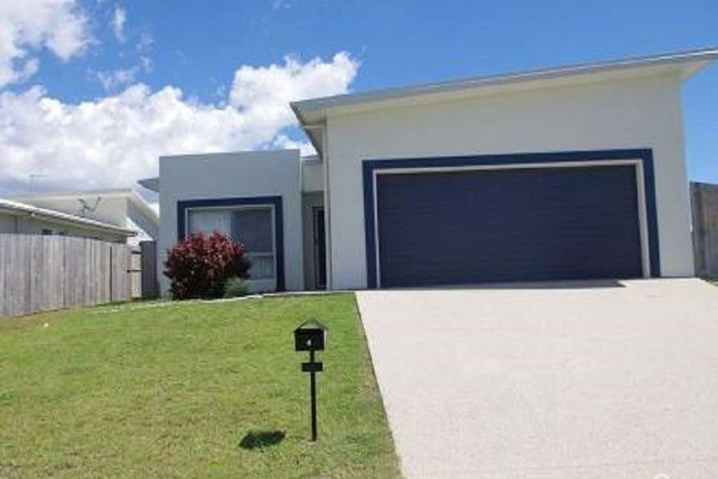Main view of Homely house listing, 4 Sapphire Crescent, Bowen QLD 4805
