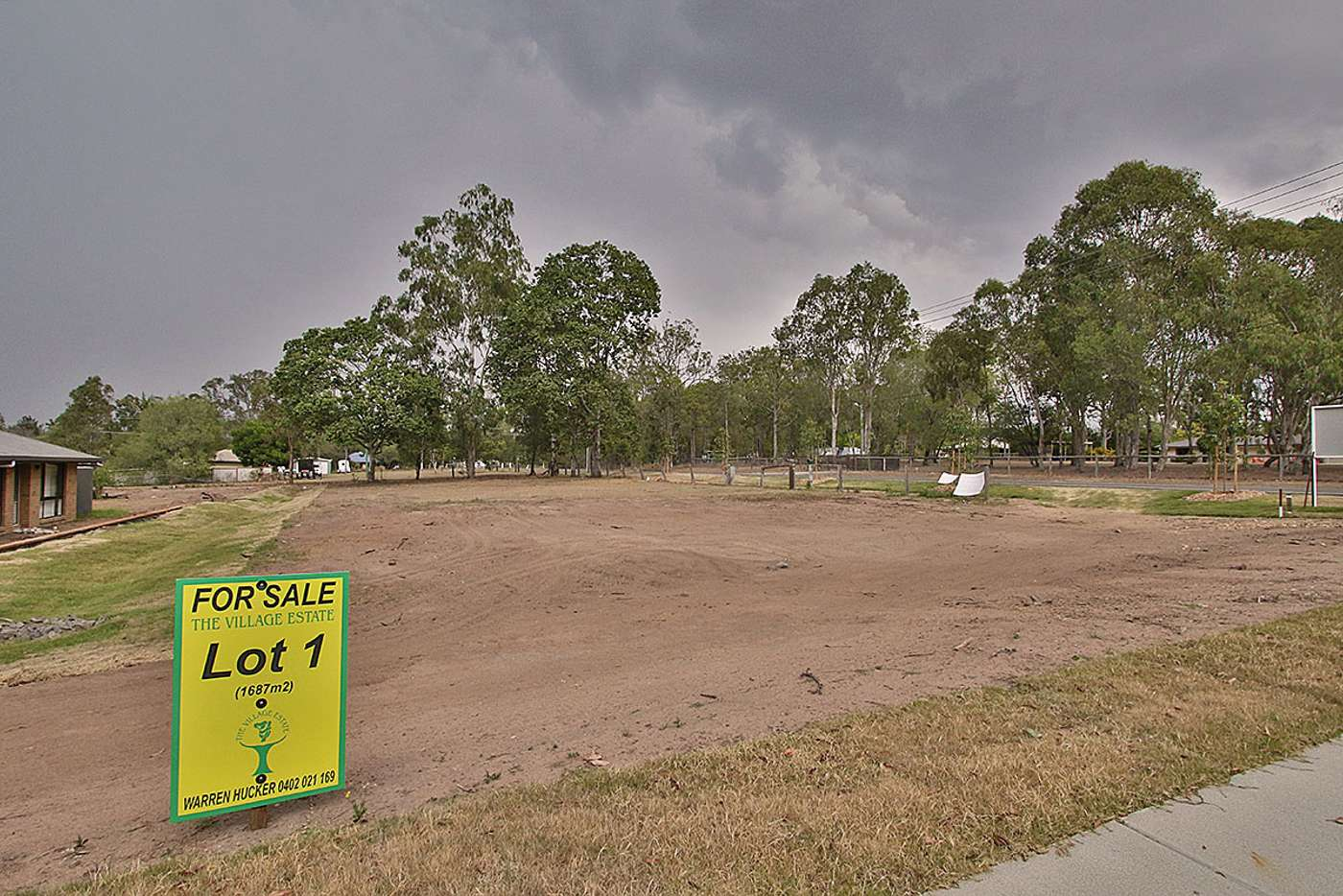 Main view of Homely residentialLand listing, Lot 1 Warren Court, Logan Village QLD 4207