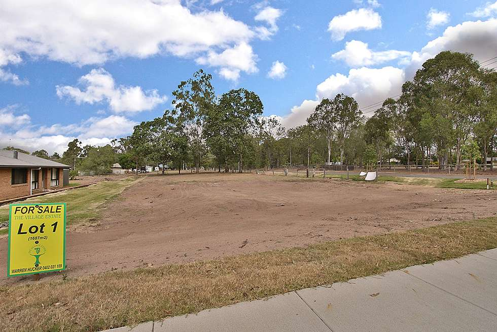 Second view of Homely residentialLand listing, Lot 1 Warren Court, Logan Village QLD 4207