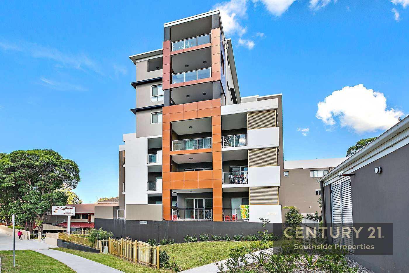 Main view of Homely apartment listing, 17/4 St Georges Parade, Hurstville NSW 2220