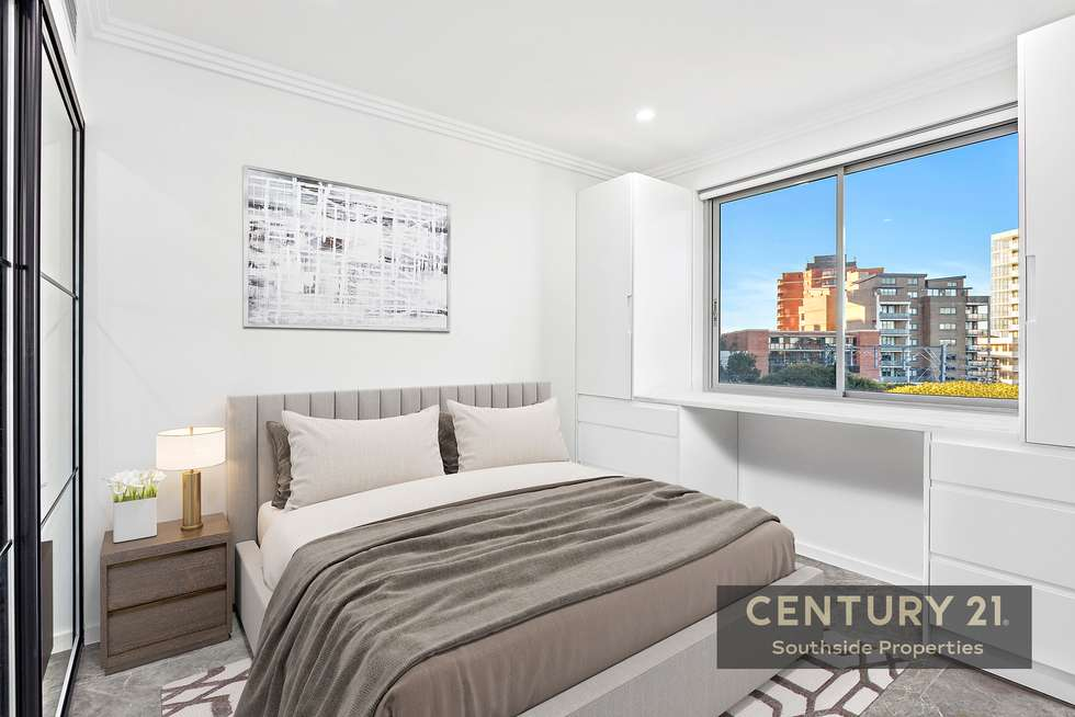 Fourth view of Homely apartment listing, 17/4 St Georges Parade, Hurstville NSW 2220
