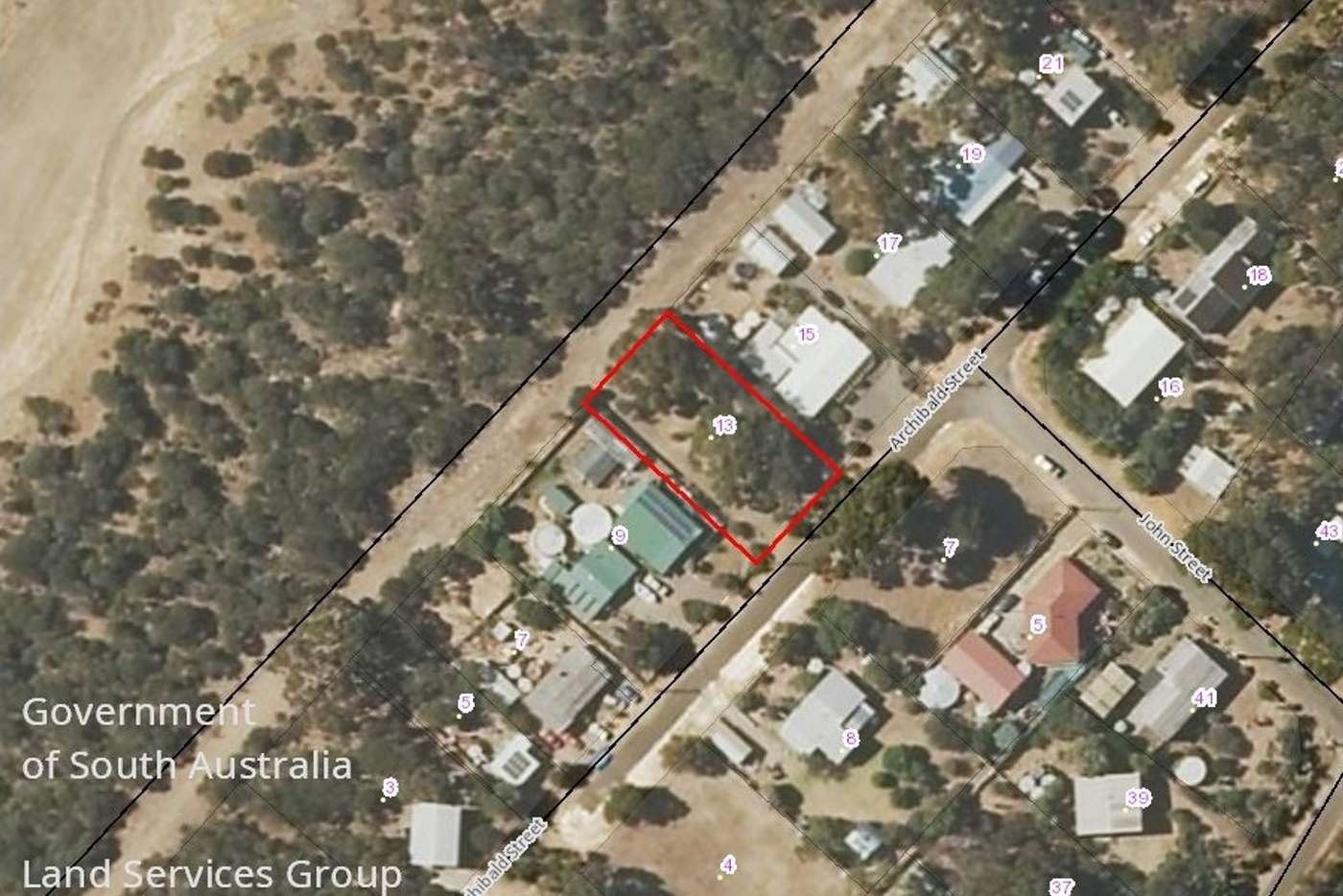 Sixth view of Homely residentialLand listing, 13 Archibald Street, American River SA 5221