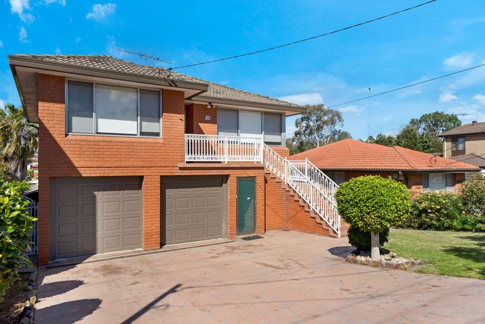 20 Denman Road, Georges Hall NSW 2198