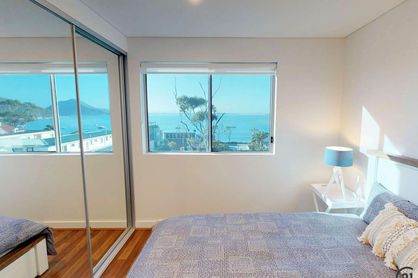 Main view of Homely apartment listing, 505/4-6 Bullecourt Street, Shoal Bay NSW 2315