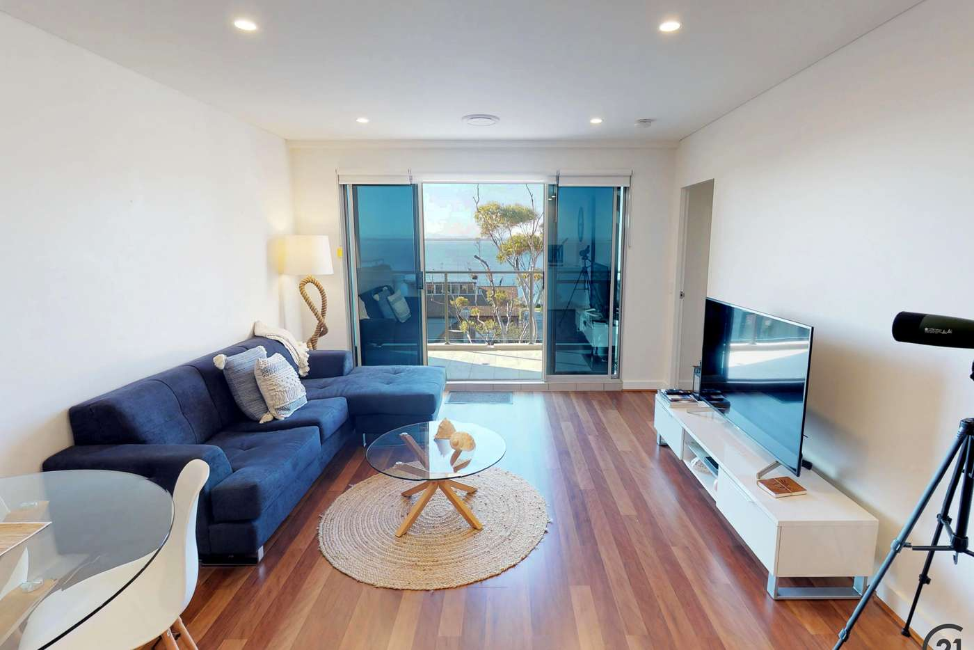 Sixth view of Homely apartment listing, 505/4-6 Bullecourt Street, Shoal Bay NSW 2315