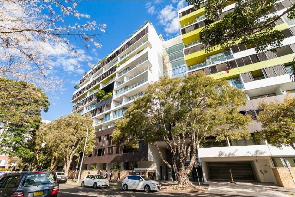 Main view of Homely apartment listing, 805/5 O'Dea Drive, Zetland, NSW 2017