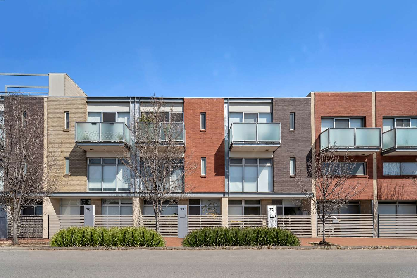 Main view of Homely townhouse listing, 77 Lipson Street, Port Adelaide, SA 5015