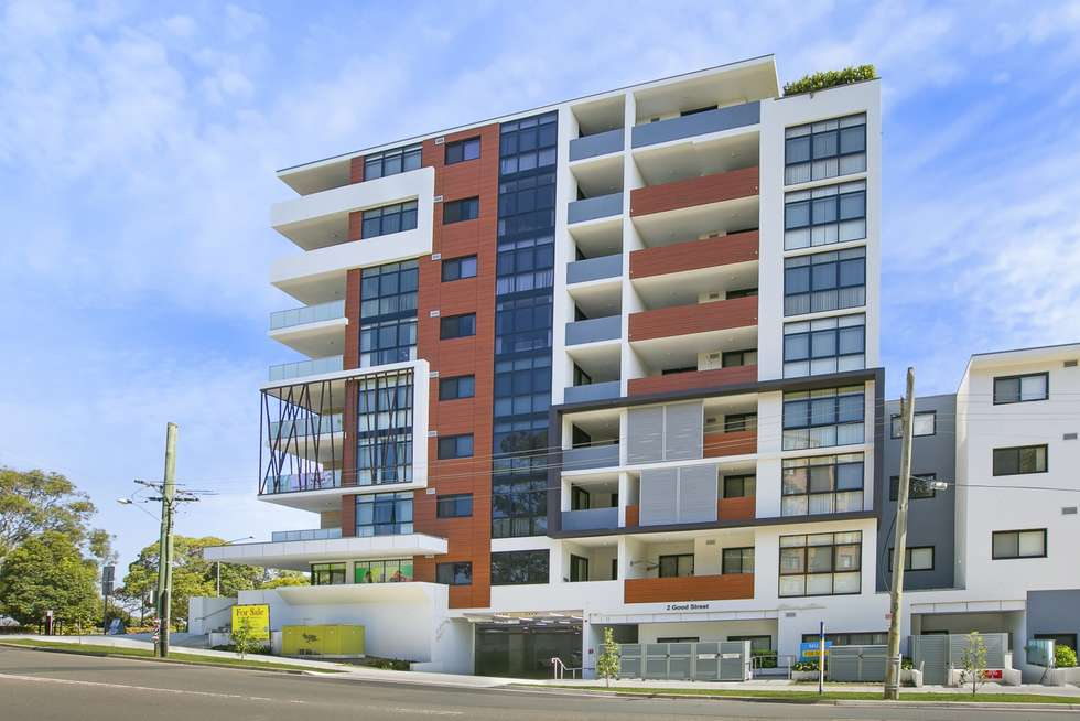 Fourth view of Homely unit listing, 306/2 Good Street, Westmead NSW 2145