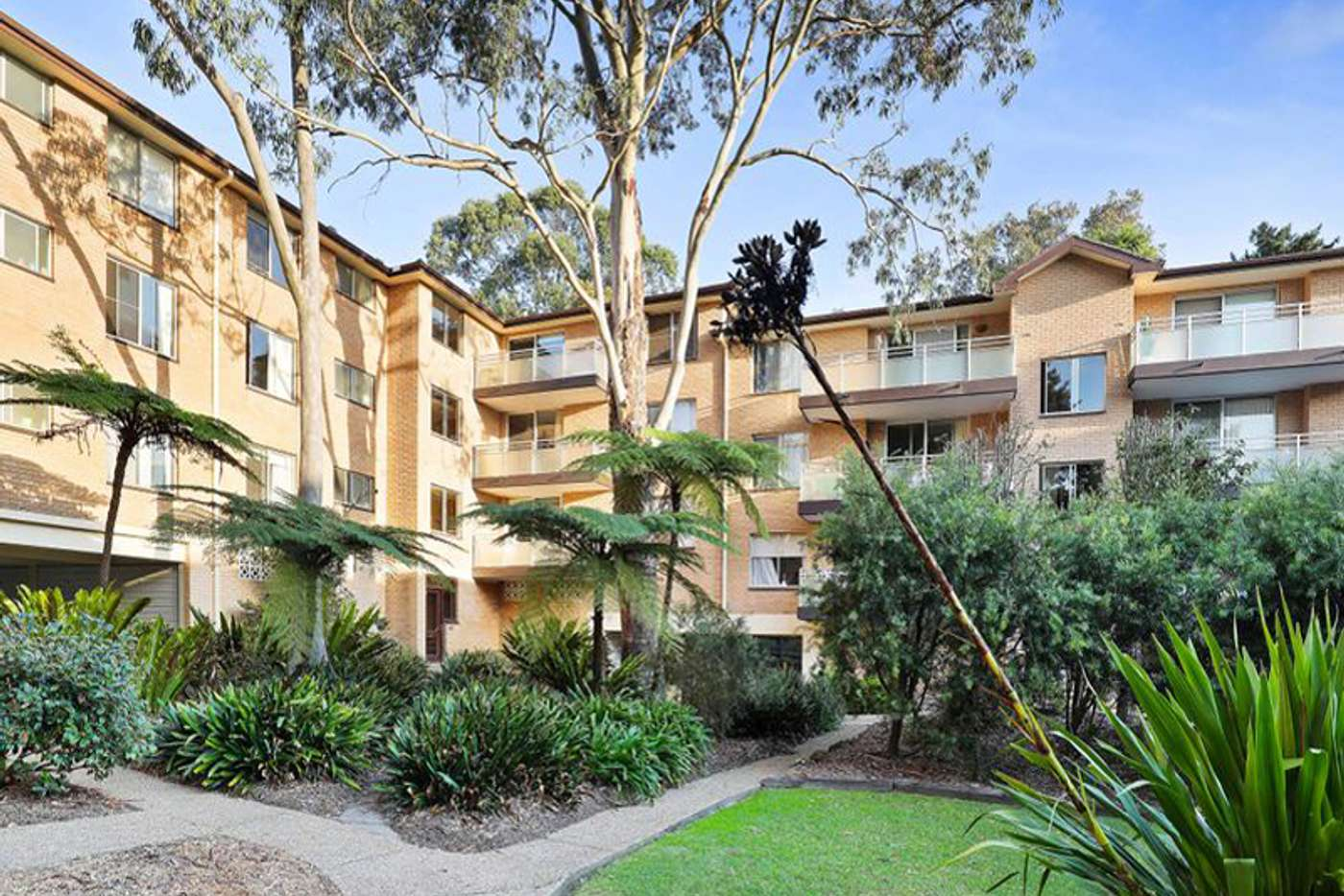 Main view of Homely apartment listing, 36/1c Kooringa Road, Chatswood NSW 2067