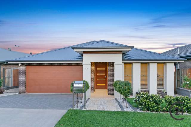 15 Hastings Street, The Ponds NSW 2769
