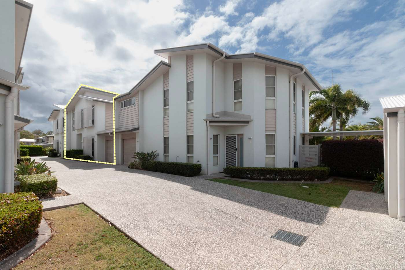 Main view of Homely townhouse listing, 2/31 STEPHENSON STREET, Pialba QLD 4655