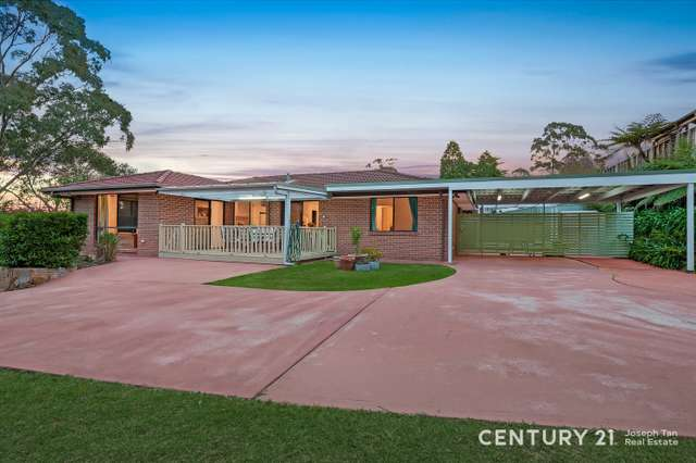 48 Appletree Drive, Cherrybrook NSW 2126