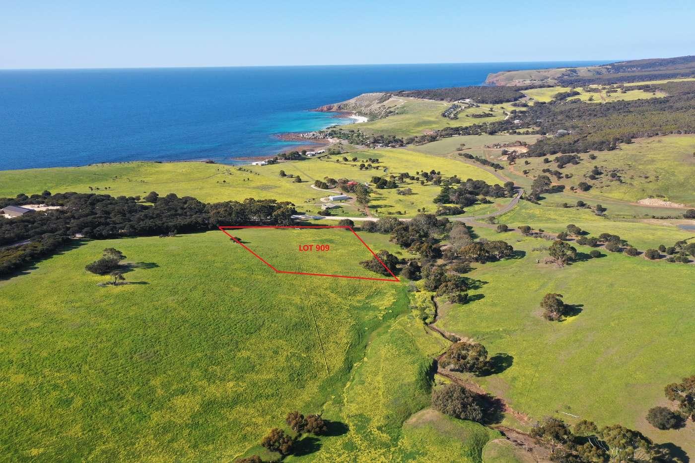 Main view of Homely  listing, Lot 909 North Coast road, Stokes Bay, SA 5223